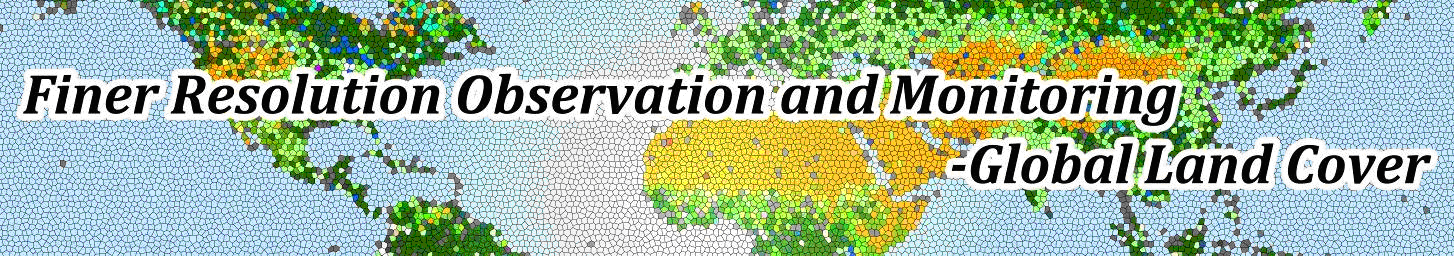 Finer Resolution Observation and Monitoring of Global Land Cover